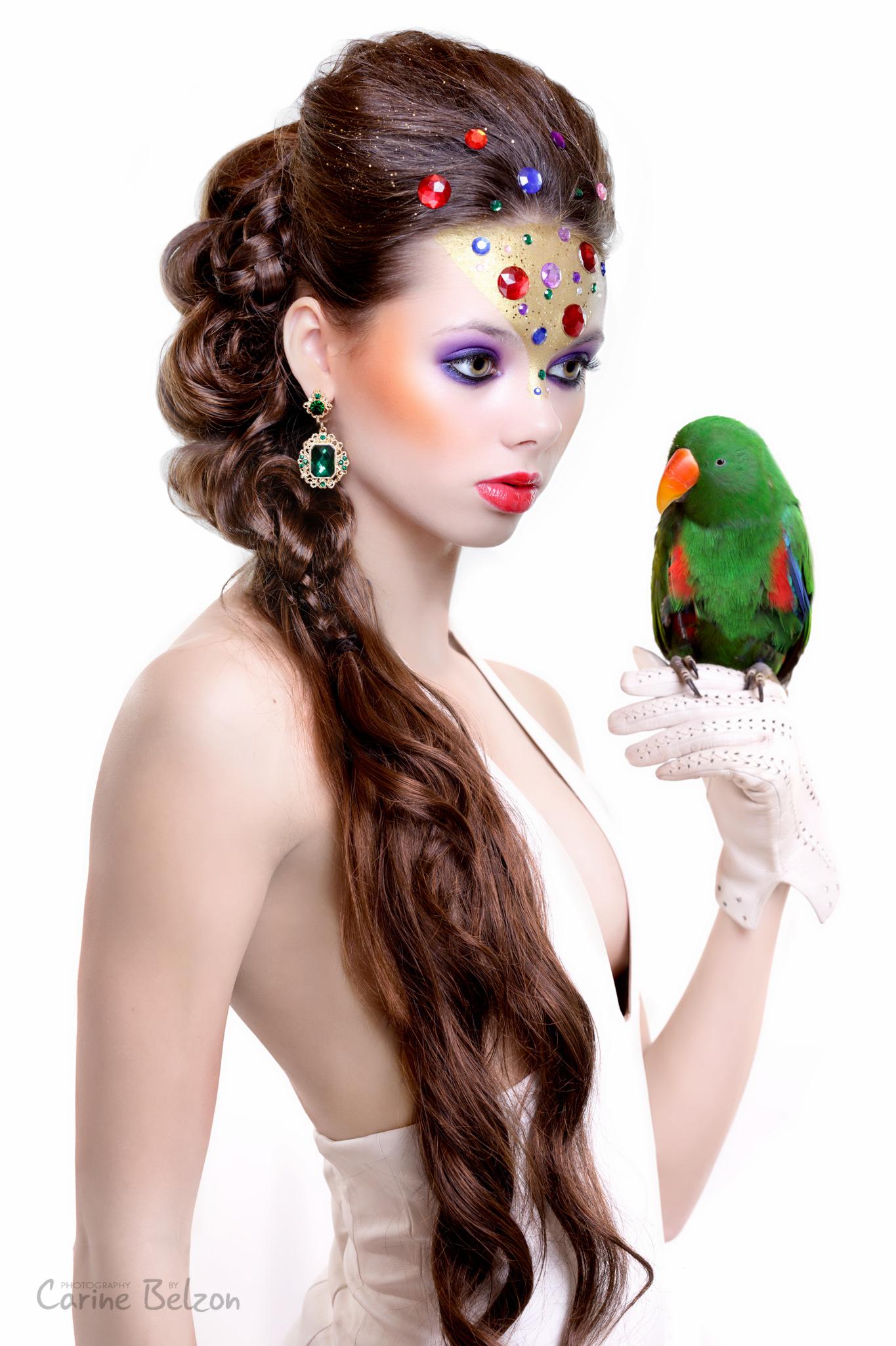 Make up Awards fotoshoot - Blog - Carine Belzon | Fotograaf Friesland