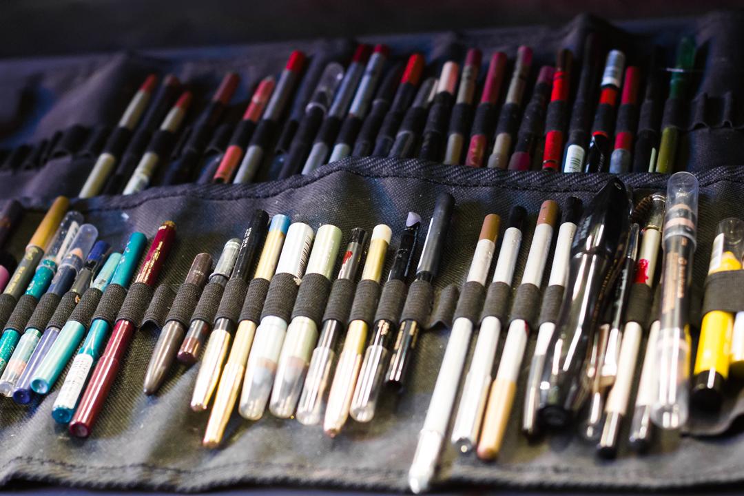 Workshops visagie en poseren - Carine Belzon | Fotograaf Drachten