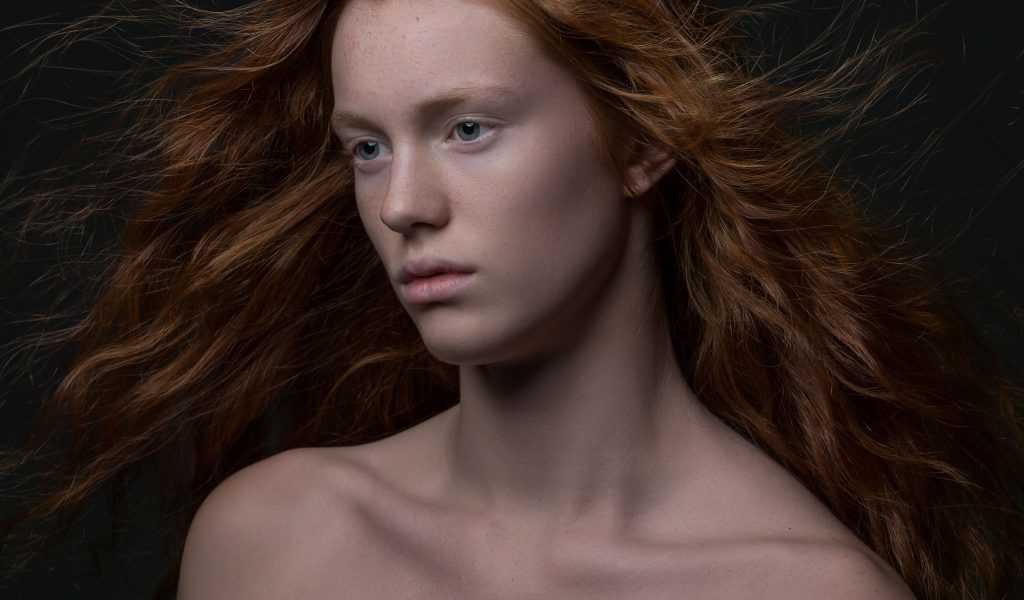 Modelportfolio en poseren shootdag