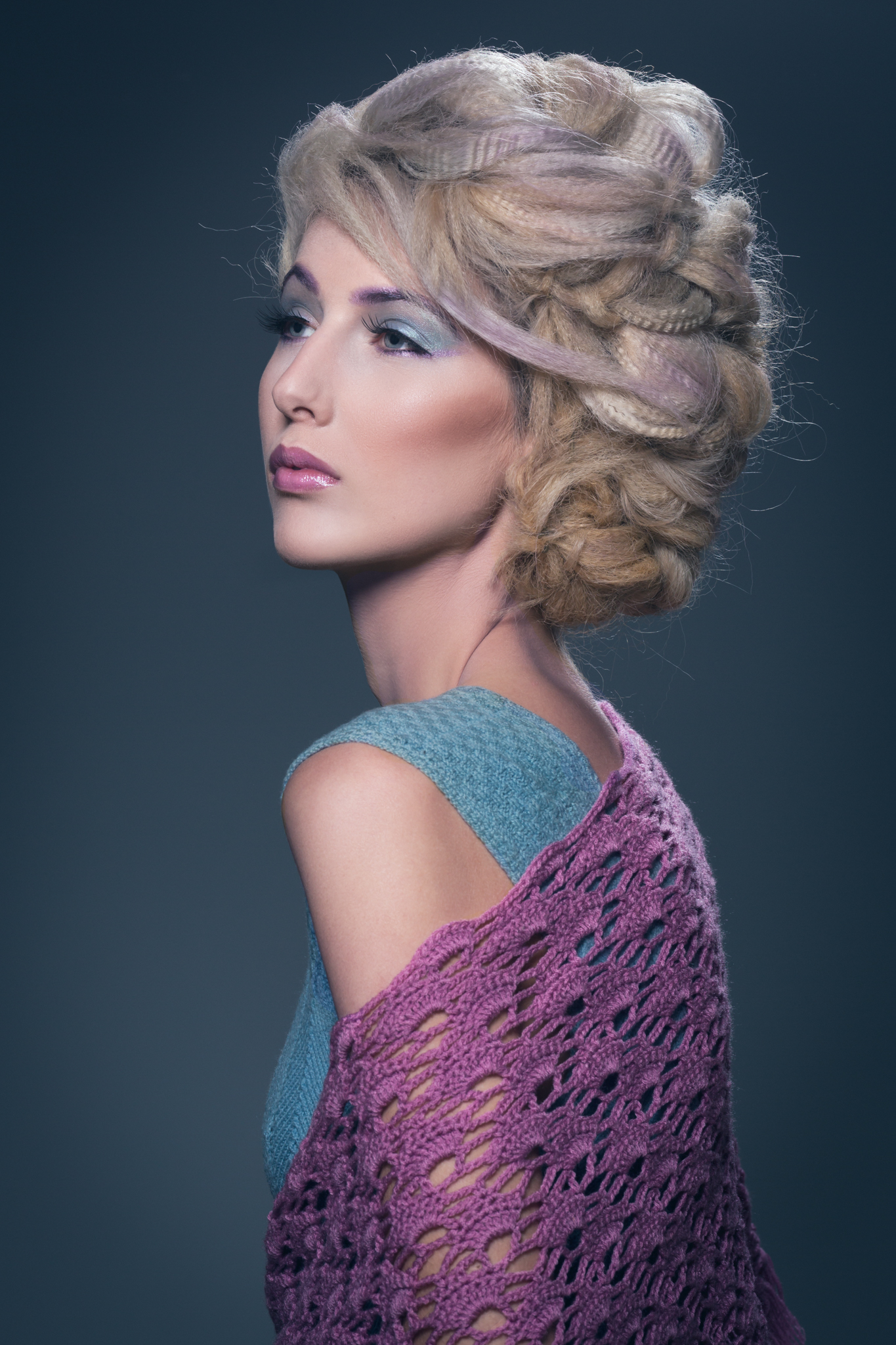Portfolio - Beauty / Fashion - Carine Belzon | Fotograaf Friesland