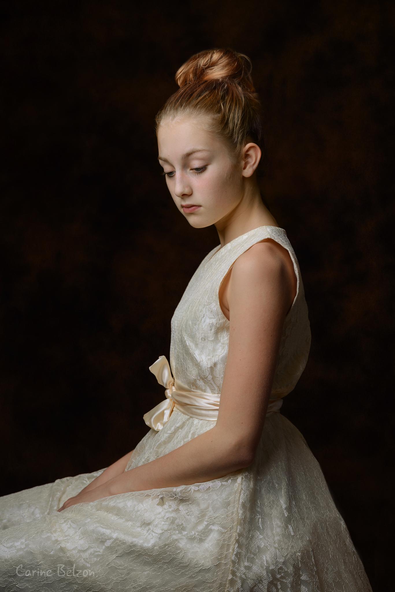 Workshop fine art portret - Carine Belzon | Fotograaf Friesland